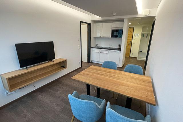 Hotelsuite & serviced Apartment in Petershausen buchen